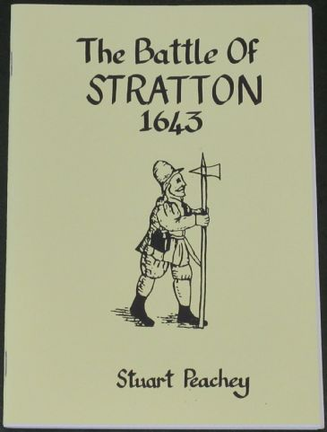 The Battle of Stratton 1643, by Stuart Peachey